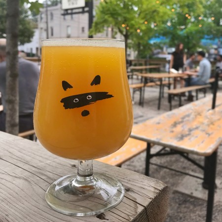 Bandit Brewery YY* Series Continues with YY*→AKL Kiwi Mango Milkshake IPA