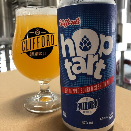 Clifford Brewing Releases Hop Tart Session Ale