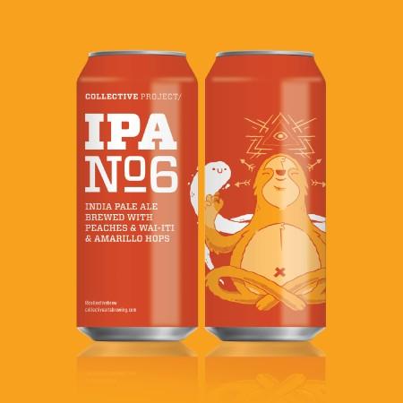 Collective Arts Brewing IPA No. 6 Coming Next Week