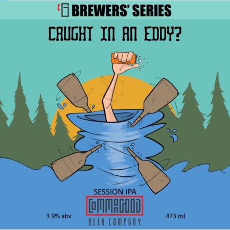 Common Good Beer Co. Launches Brewers' Series with Caught In An Eddy? Session IPA