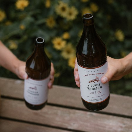Field House Brewing Releases Viognier Farmhouse Wine Beer