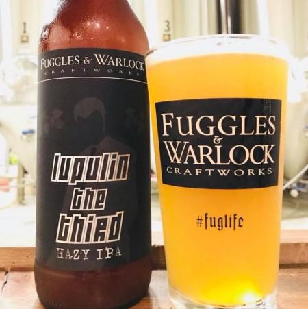 Fuggles & Warlock Craftworks Releases Lupulin the Third IPA
