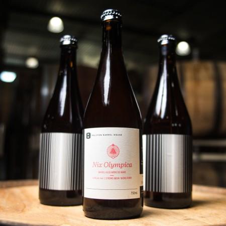 Halcyon Barrel House Releases Nix Olympica Bière de Mars & Fear is the Mind Killer Sour Saison