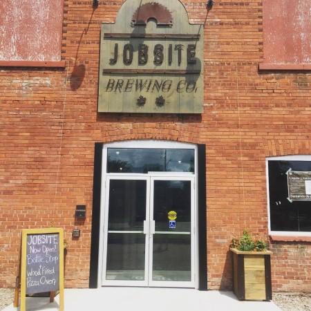 Jobsite Brewing Now Open in Stratford, Ontario