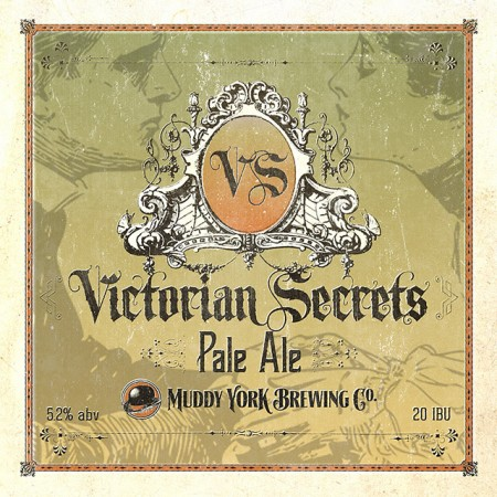 Muddy York Brewing Releases Victorian Secrets Pale Ale