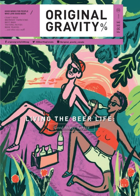 Original Gravity Canada Issue 2 Now Available