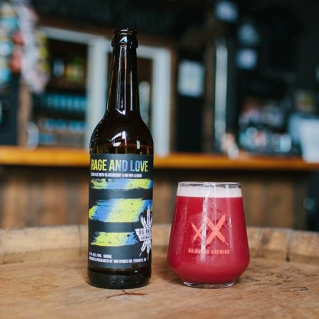 Rainhard Brewing Releases New Variant of Rage & Love Sour Ale