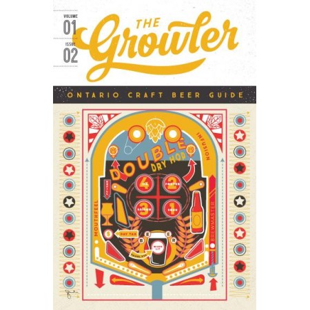 The Growler Ontario Fall 2018 Issue Now Available