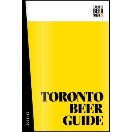 Toronto Beer Week Releases Toronto Beer Guide 2018/19