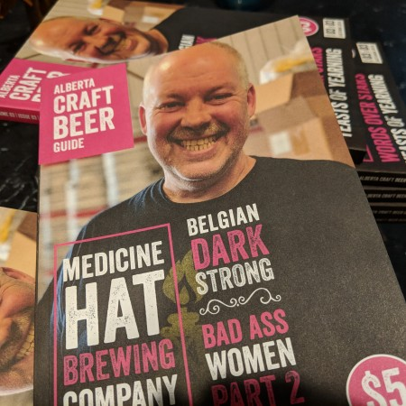 Alberta Craft Beer Guide Fall 2018 Issue Launching This Week