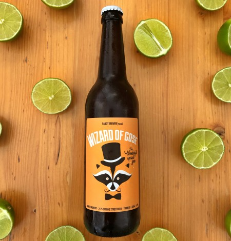Bandit Brewery Wizard of Gose Series Continues with Lime Edition