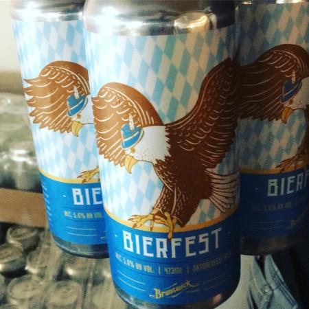 Brunswick Bierworks Releases Bierfest Märzen