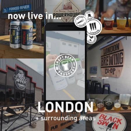 Craft Beer Passport Expands to London, Ontario