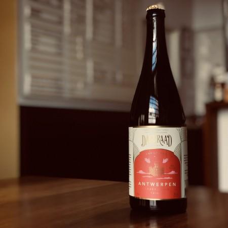 Dageraad BrewingBrings Back Antwerpen Tripel