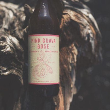 Field House Brewing and Ravens Brewing Release Pink Guava Gose