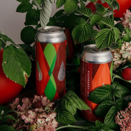Four Winds Brewing Releases Raspberry Jam IPA