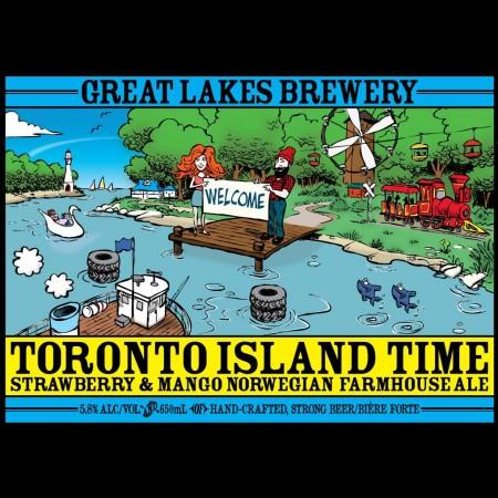 Great Lakes Brewery Releasing Official Beer for Toronto Beer Week 2018