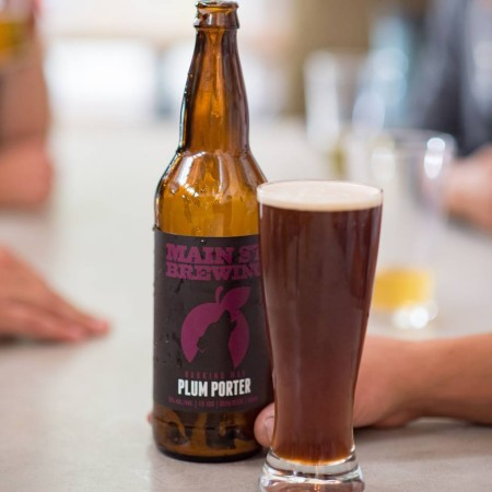 Main Street Brewing Releases Barking Mad Plum Porter
