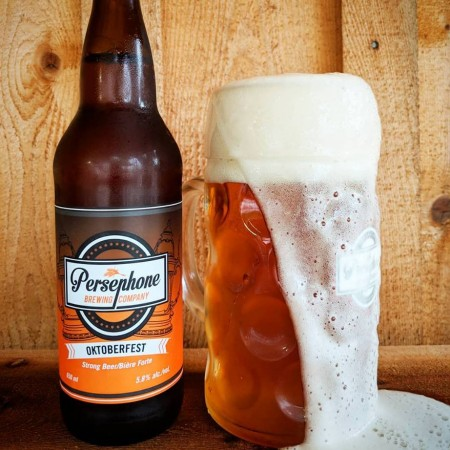 Persephone Brewing Releases 2018 Edition of Oktoberfest Lager