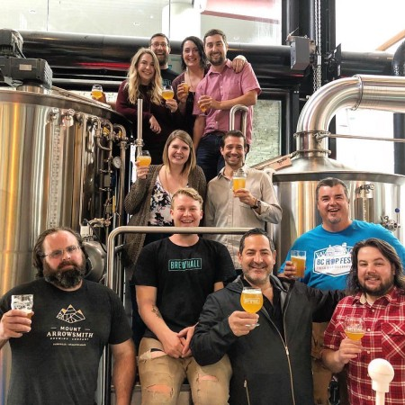 BC Beer Awards Announces Group Project Collaboration Brew