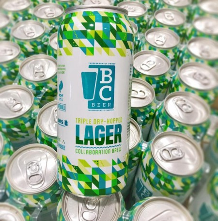 Triple Dry-Hopped Lager Collaboration Brew Released for BC Craft Beer Month