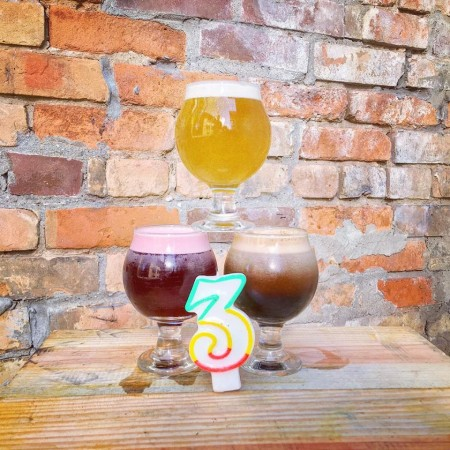 Folly Brewpub Debuting Six New Beers for 3rd Anniversary