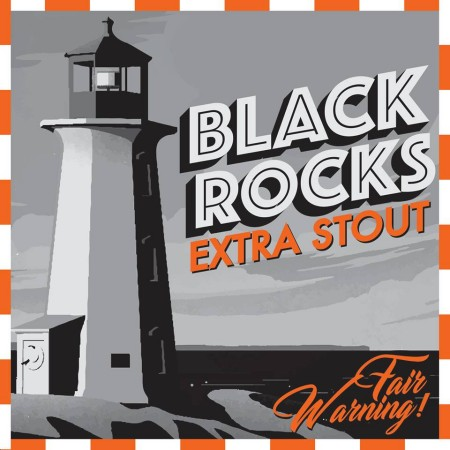 Garrison Brewing Releases Black Rocks Extra Stout