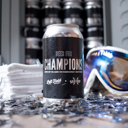 Left Field Brewery and Bar Hop Releasing Collaborative Beer For Champions
