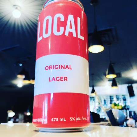 Local Lager Launching This Week in Ottawa