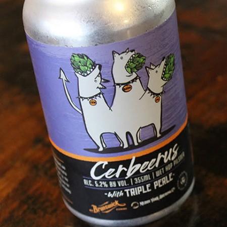 Muddy York Brewing & Brunswick Bierworks Releasing Cerbeerus Wet Hop Pilsner