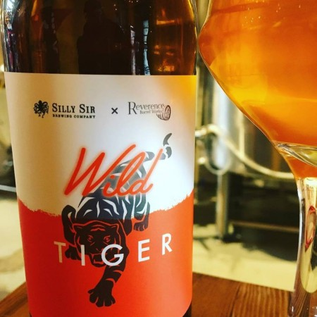 People's Pint Brewing, Silly Sir Brewing & Reverence Barrel Works Releasing Wild Tiger Brett Ale