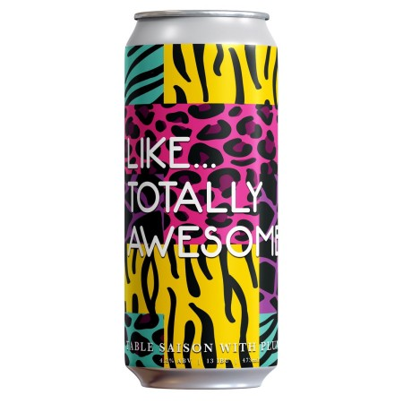 Powell Brewery Releasing Like… Totally Awesome Plum Saison