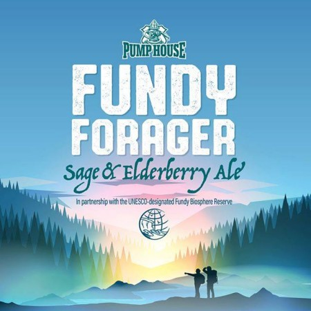 Pump House Brewery Releases Fundy Forager Ale for Fundy Biosphere Reserve
