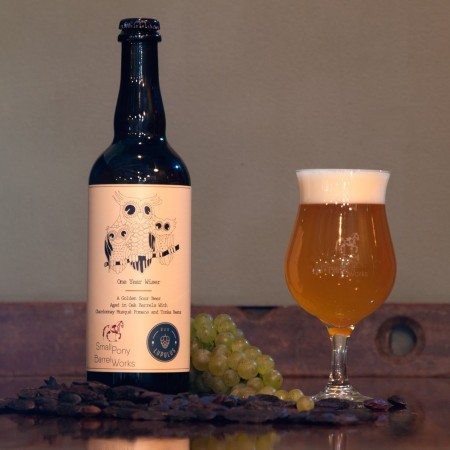 Small Pony Barrel Works Releases Anniversary Beer for Bar Lupulus