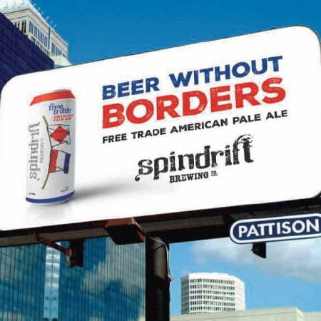 Spindrift Brewing Releases Free Trade American Pale Ale
