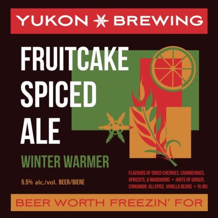 Yukon Brewing Releasing Fruitcake Spiced Ale