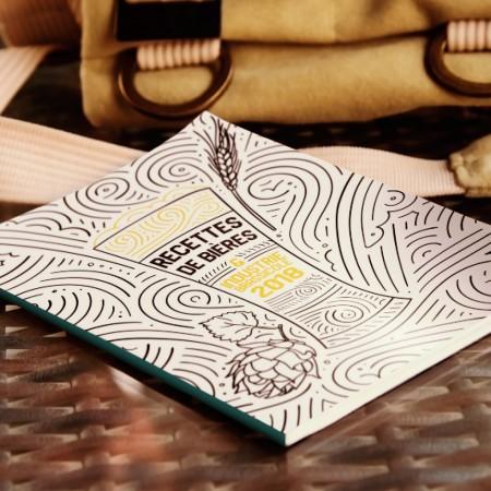 """Baron Mag Releases """"Recettes De Bières & Industrie Brassicole 2018"""""""