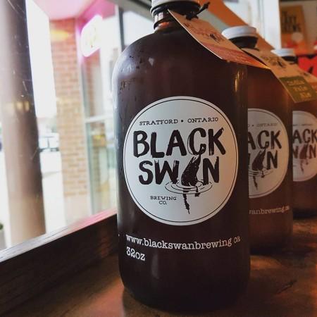 Black Swan Brewing Celebrating Grand Re-Opening This Weekend