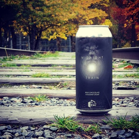 Boombox Brewing Brings Back Midnight Train Milk Chocolate Coconut Stout