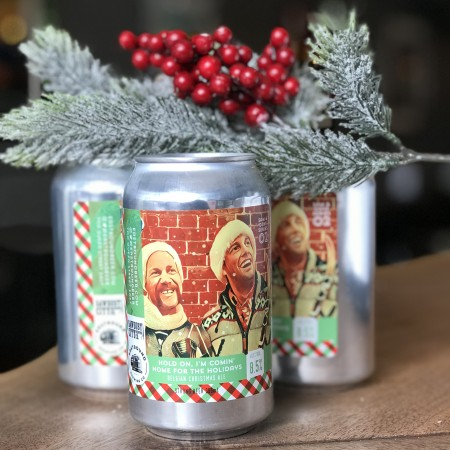 Eastbound Brewing & Sawdust City Brewing Release 2nd Annual Sam & Dave Holiday Collaboration