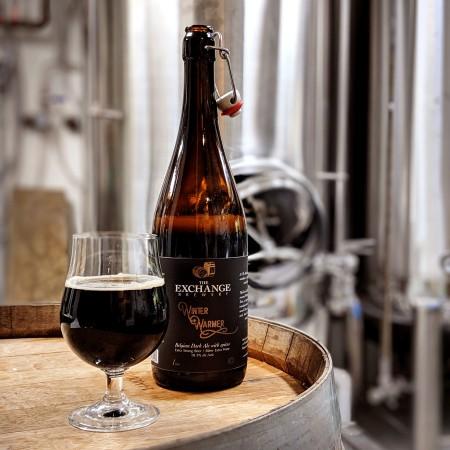 The Exchange Brewery Releases Winter Warmer Belgian Dark Ale
