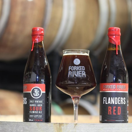 Forked River Brewing Announces Preview Tasting Event for Flanders Red Ale