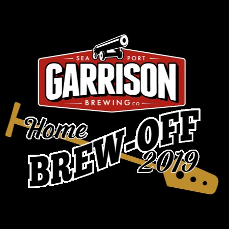 Garrison Brewing Announces Details for Home Brew-Off 2019