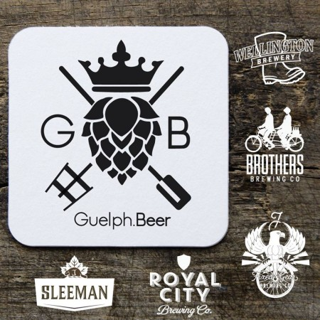 Five Guelph Breweries Launch Guelph.Beer Partnership