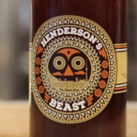 Henderson Brewing Announces 2018 Edition of Henderson's Beast
