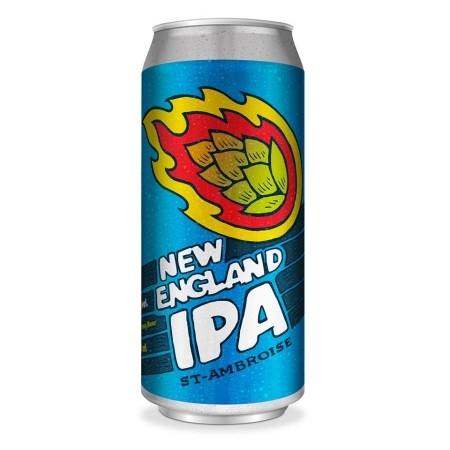 McAuslan Brewery Brings Back St-Ambroise New England IPA
