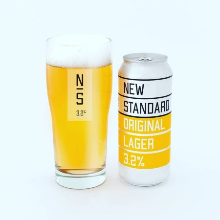 New Standard Beverages Launches in Toronto with Original Lager