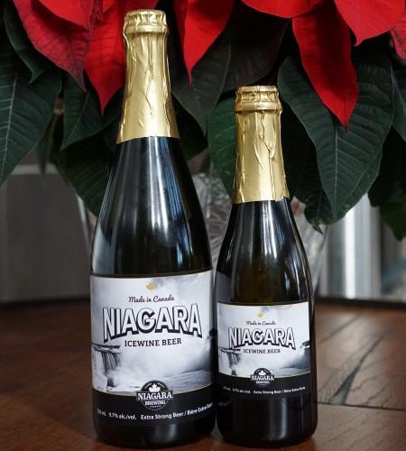 Niagara Brewing Bringing Back Niagara Icewine Beer