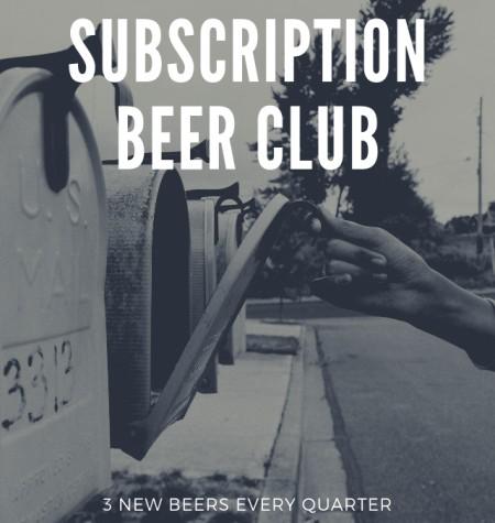 Nickel Brook Brewing Launching Funk Lab Beer Club Subscription