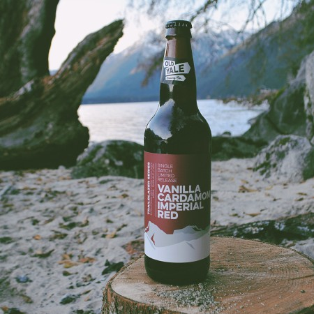 Old Yale Brewing Trailblazer Series Continues with Vanilla Cardamom Imperial Red